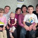 Семь «я» лынтупчанки Марии Викторовны Кожурно