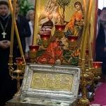 Поставчане-паломники поклонились святыни из Афона