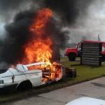 В Поставском РОЧС прошла акция «Каникулы без дыма и огня»