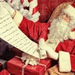 Дед Мороз напишет письмо вашим детям