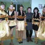 Поставчане достойно выступили на конкурсе модельеров и дизайнеров