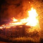 За сутки в пожарах погибло 8 человек