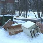 Как правильно избавиться от крупноразмерного мусора?