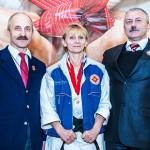 Цвет белорусского  шотокана — в Поставах