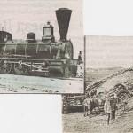 «Паровозный гудок разбудил городок…». К 120-летию прокладки первой на Поставщине железной дороги